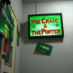 The Craic and The Porter